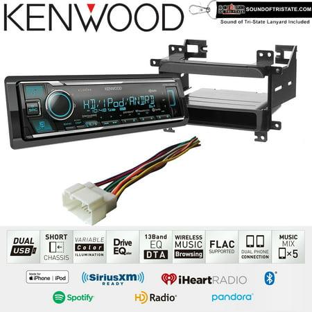 Kenwood KMM-X503 Digital Media Receiver 1998-Up Honda and Suzuki + Grand Vitara (Kenwood Excelon 15)