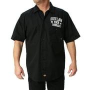 Outlaw Threadz Men's BKB Button Up Work Shirt