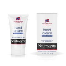 Hand Lotion & Cream: Neutrogena Norwegian Formula Hand Cream