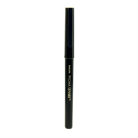 Pigma Sensei Pens 2.0 mm, chisel tip, black (pack of