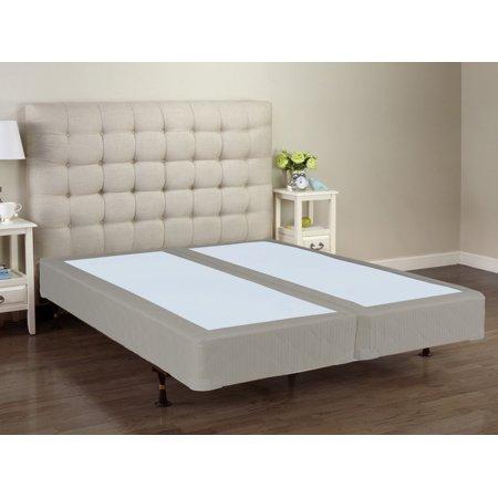 Continental Sleep 8 Assembled Split Box Spring For Mattress Full
