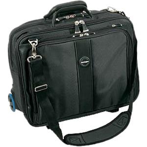 Kensington Contour Rolling Laptop Case, Nylon, 17-1 2 x 9-1 2 x 13, Black by Kensington