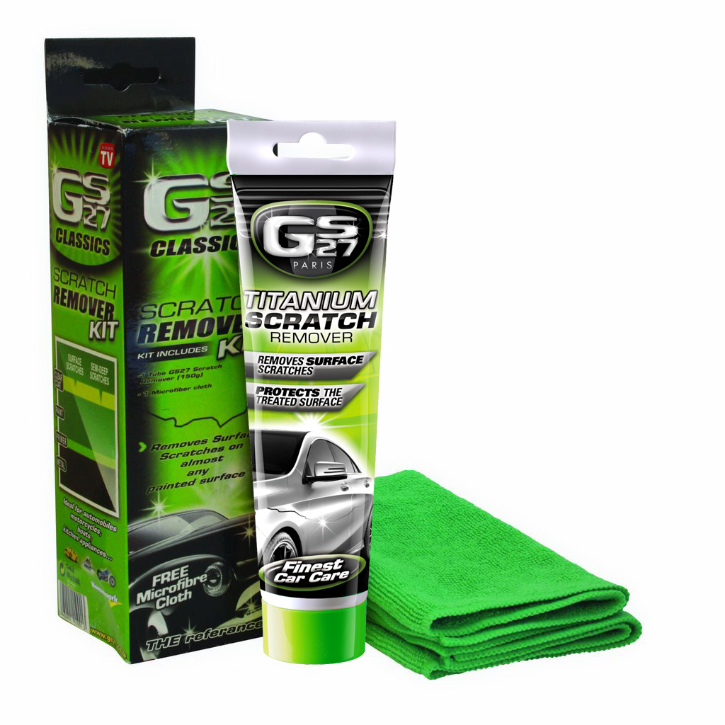 GS27 - Deep Scratch Remover