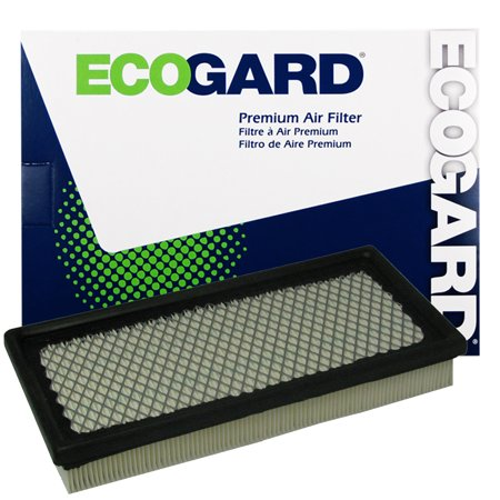 ECOGARD XA3465 Premium Engine Air Filter Fits Chrysler Town & Country; Dodge Grand Caravan, Caravan, Neon; Ford Escort, Ranger; Plymouth Grand Voyager, Voyager,