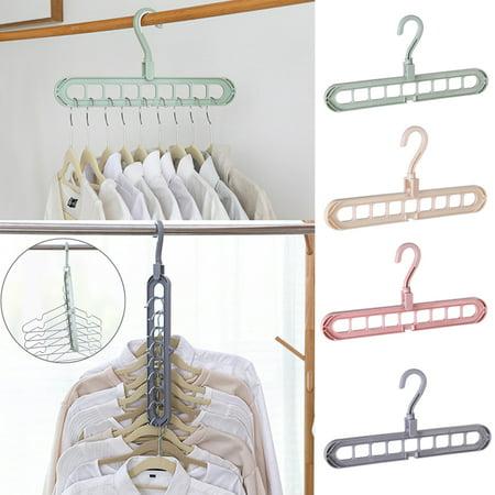 Creative Space-Saving Hangers Now $3.66 (Was $9.99)