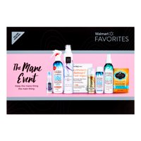 Deals on Walmart Beauty Favorites The Mane Event