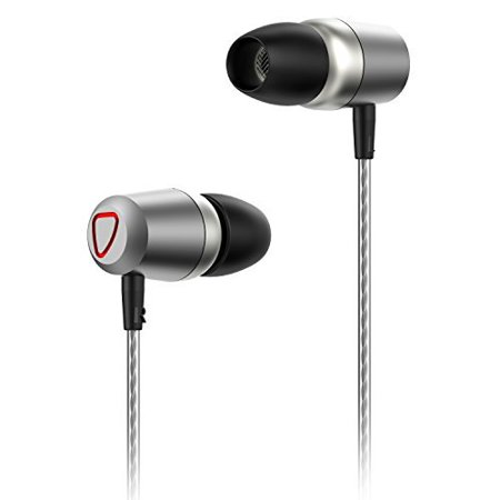 HiFi Stereo Earbuds Wired Earphones, AMALEN Noise Cancelling Isolating In-ear headphones, Metal Headsets In-ear Monitors Headphone with Dynamic Crystal Clear (Dynamic Hi Fi Professional Stereo)