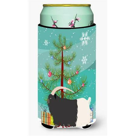 Carolines Treasures BB9254TBC Welsh Black-Necked Goat Christmas Tall Boys Beverage Insulator Hugger - image 1 of 1