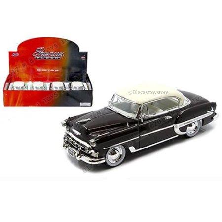 JADA 1:24 DISPLAY - SHOWROOM FLOOR - 1953 CHEVROLET BEL AIR HARD TOP - MIJO EXCLUSIVES DIECAST BROWN OR GREEN 98885-MJ 1 PIECE NO RETAIL BOX Chevrolet Bel Air Hardtop