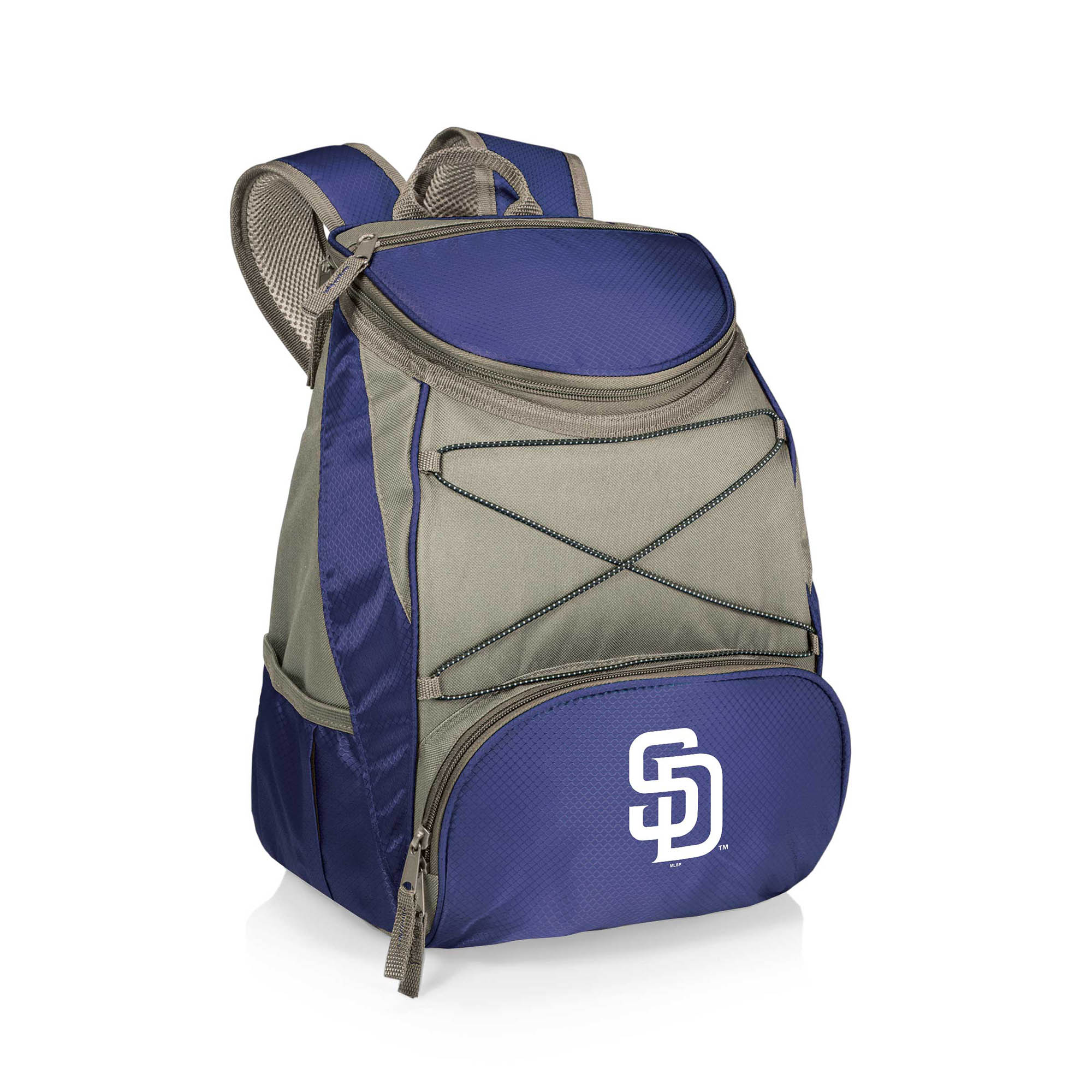 San Diego Padres PTX Backpack Cooler - Navy - No Size