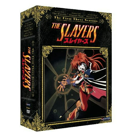 Slayers: Seasons 1-3