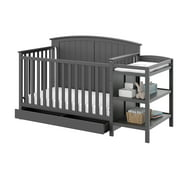 Storkcraft Steveston 4-in-1 Crib and Changer with Drawer