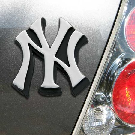 New York Yankees Auto Emblem - No (New York Yankees Emblem)
