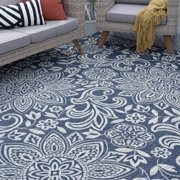 Bliss Rugs Sana Transitional Indoor/Outdoor Area Rug