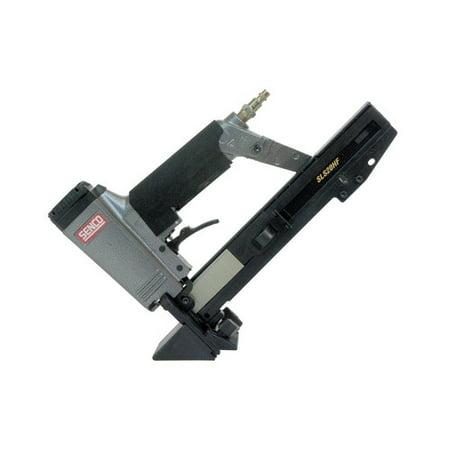 Factory-Reconditioned SENCO 490021R 19 Gauge 1 in. Oil-Free Hardwood and Laminate Flooring Stapler (Laminate Flooring Stapler)