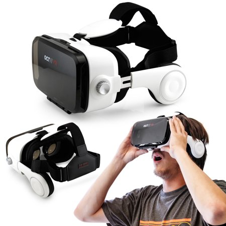 Special Offer Oct17 3D Virtual Reality VR Z4 4th Generation Glasses Box Headset Headphones Earphones video Game movie For IOS Android Iphone 6 plus Samsung Galaxy S6 Edge+ Before Too Late