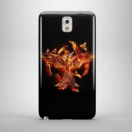Ganma The Hunger Games Mockingjay Part 2 Case For Samsung Galaxy Note 3  Hard Case Cover