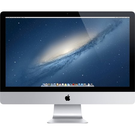 Apple iMac ME086LL/A 21.5-Inch Desktop (Late 2013) - Intel Core i5-4570R 2.7GHz - 8GB RAM - 1TB HDD (A