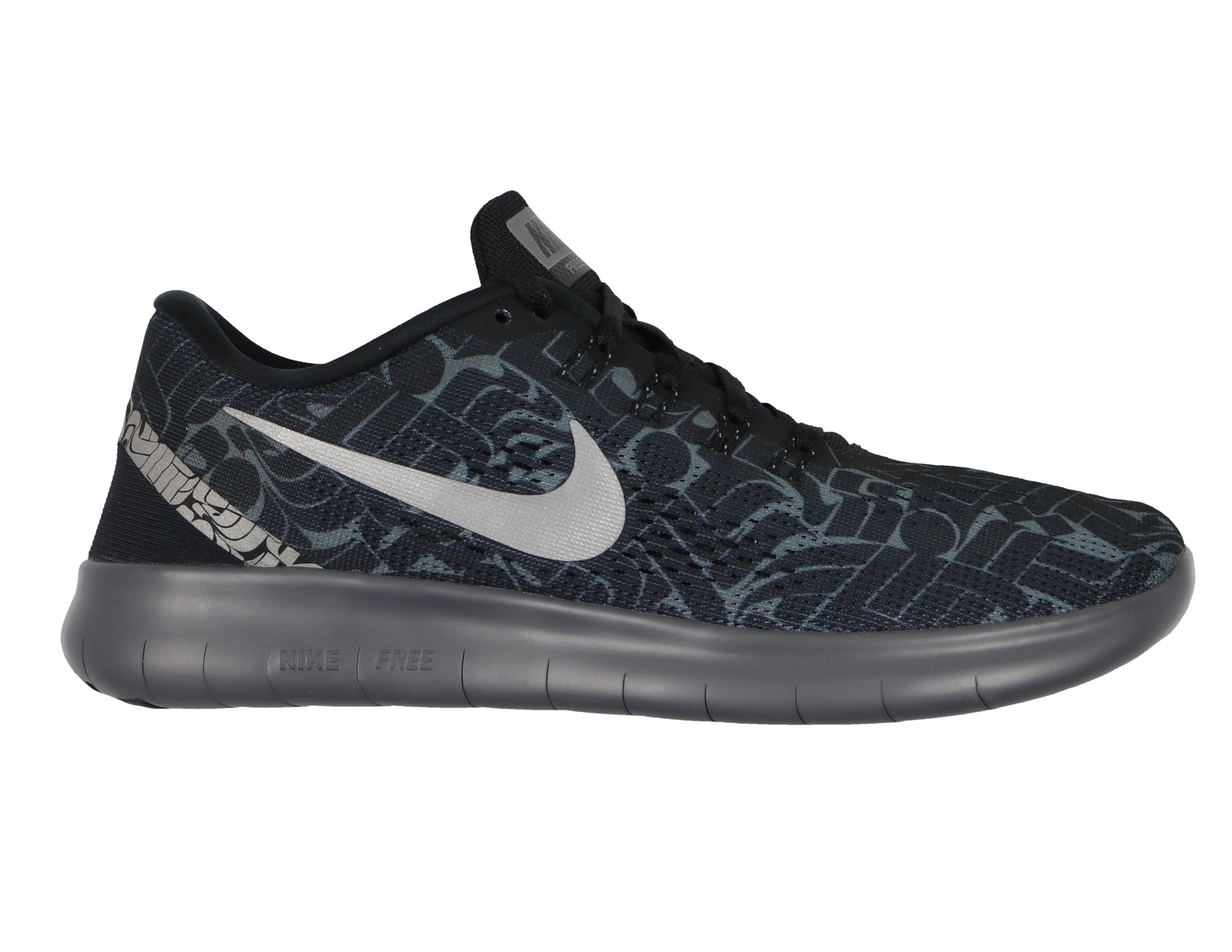 Nike Women's Free Run x Rostarr Gray Running Shoes Black Reflective Gray Rostarr 82a673