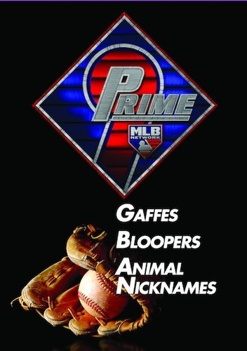 MLB Prime 9: Gaffes, Bloopers, Animal Nicknames (DVD) by SHOUT FACTORY