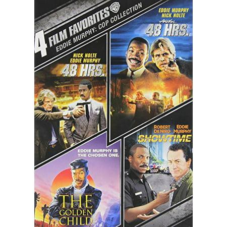 4 Film Favorites: Eddie Murphy Cop Collection ( (DVD))