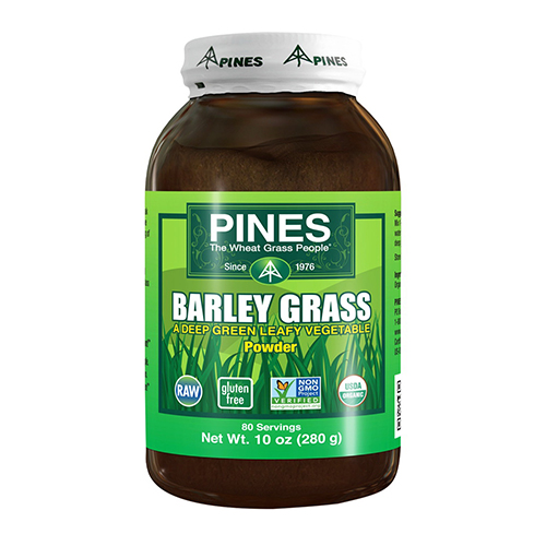 Pines wheat grass Barley Grass Powder 100%, 10 oz