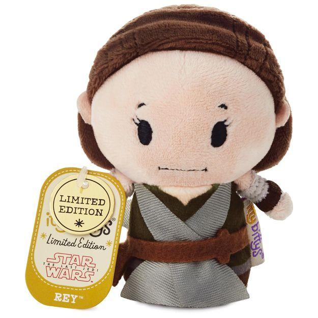 itty bittys Star Wars: The Last Jedi Rey Stuffed Animal Limited Edition