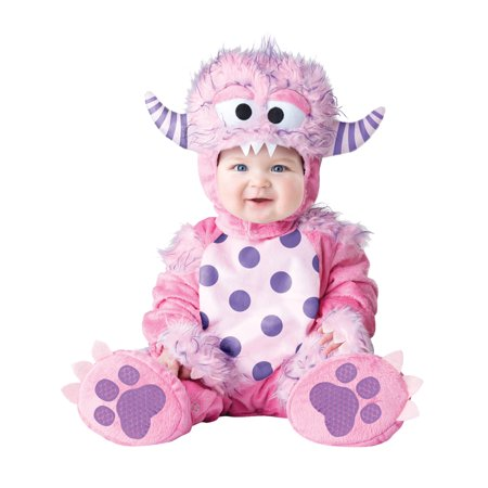Morris Costumes Lil Pink Monster 18-2T (Lil Monster Toddler Costume)