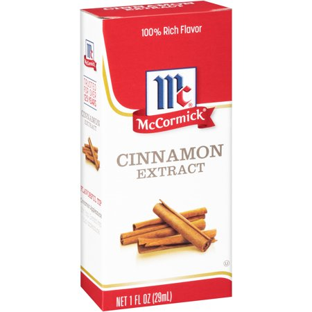 Mccormick  Cinnamon Extract  1 Oz  Box