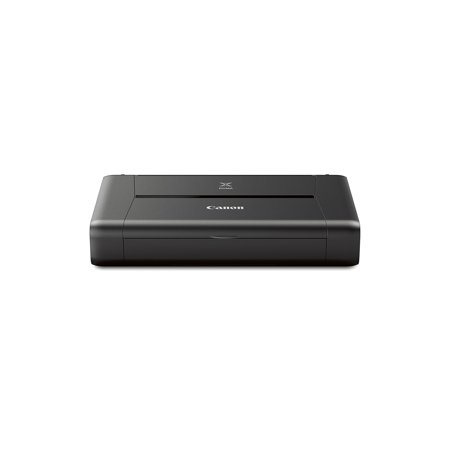 Canon Pixma Ip110 Inkjet Printer   Color   9600 X 2400 Dpi Print   Photo Print   Desktop   9 Ipm Mono Print   5 8 Ipm Color Print  Iso    53 Second Photo   50 Sheets Input   Lcd   Wireless  9596B002