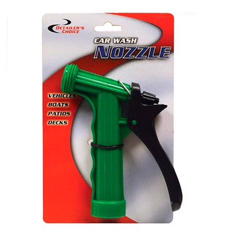 1 Car Wash Nozzle Hose Watering Spray Garden Water Gun Sprayer Lever Pistol Grip