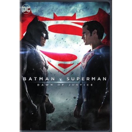 Batman v Superman: Dawn of Justice (DVD) - No Mans Land Batman