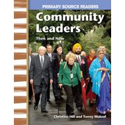 Community Leaders Then and Now - eBook