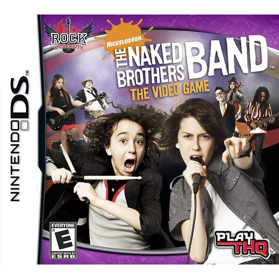 Naked Brothers Band (DS) - Pre-Owned
