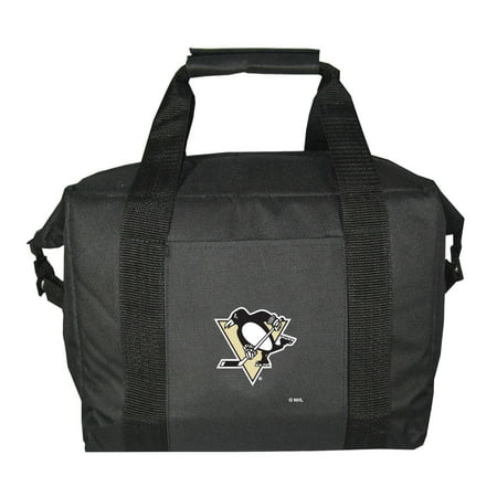 NHL Pittsburgh Penguins 12 Can Cooler Bag