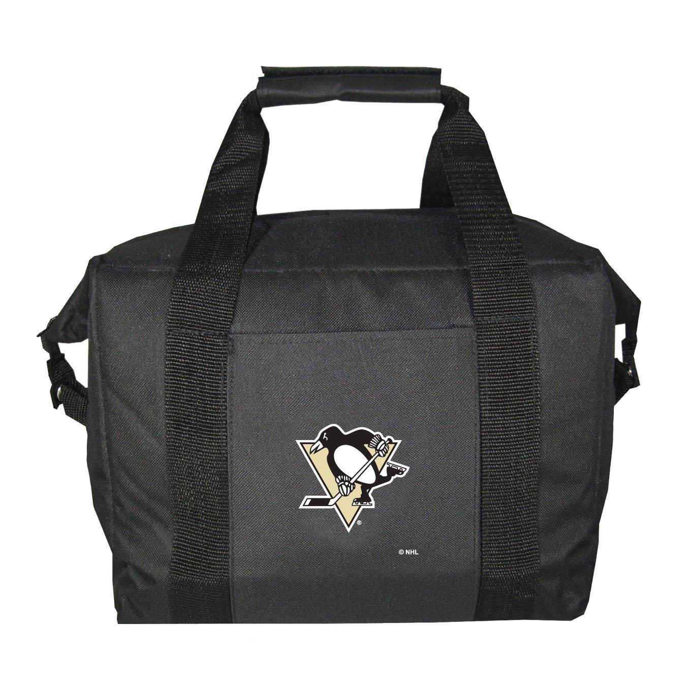 NHL Pittsburgh Penguins 12 Can Cooler Bag