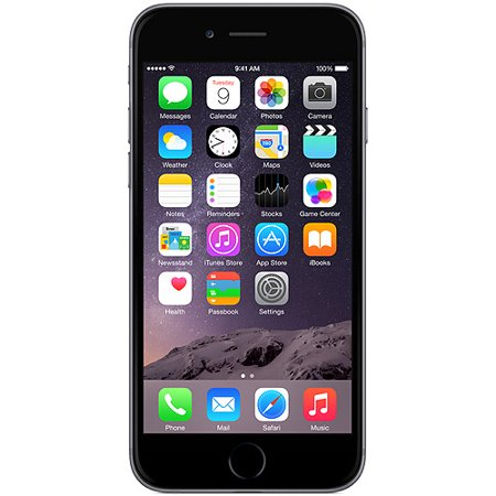 Apple Iphone 3g Crystal - Refurbished Apple iPhone 6 64GB, Space Gray - Locked AT&T