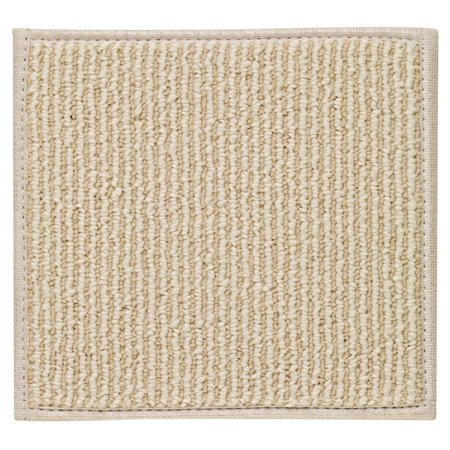 Capel Rugs Shoal Sisal Woven Striped Indoor Area Rug