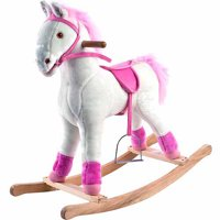 Deals on Happy Trails Rocking Patricia Pony