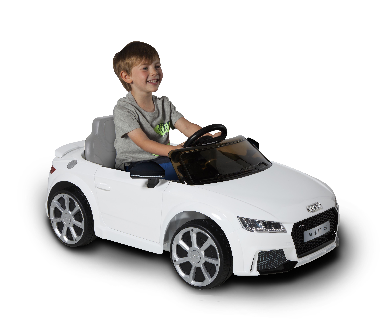 6V Audi TT RS Ride On Toy For Kids