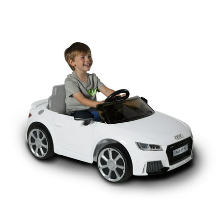 6V Audi TT RS Ride On Toy For Kids