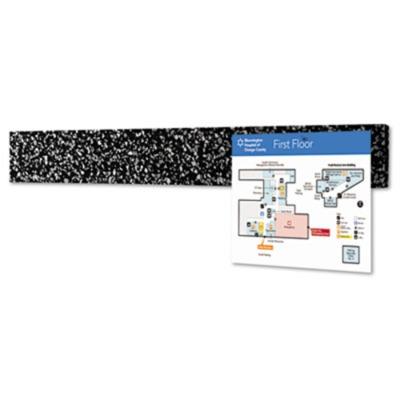 Rubber-Tak Tackboard BLT309S41B