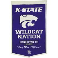 NCAA Powerhouse Banner, Kansas State Wildcats