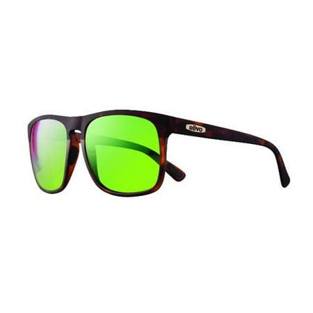 Revo - REVO Ryker Sunglasses Tortoise Frames Green Water Serilium ...