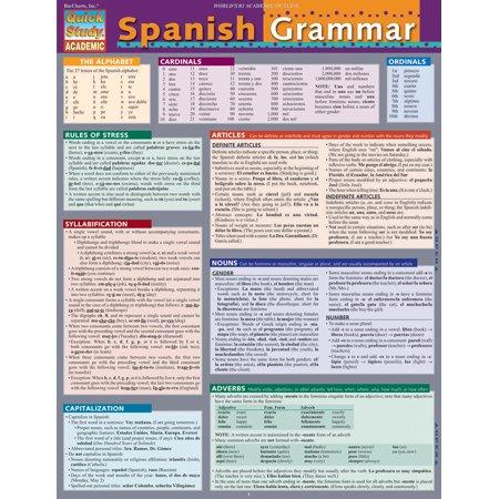 Spanish Grammar ()