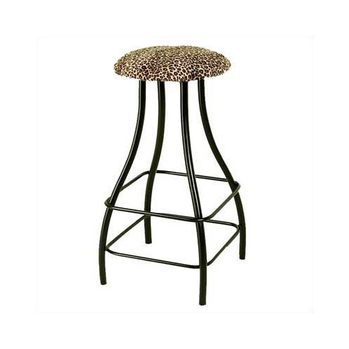 Grace Collection Contempo 24'' Swivel Bar Stool