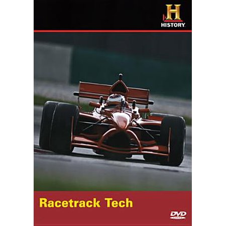 Modern Marvels: Racetrack Tech (History Of Halloween Modern Marvels)