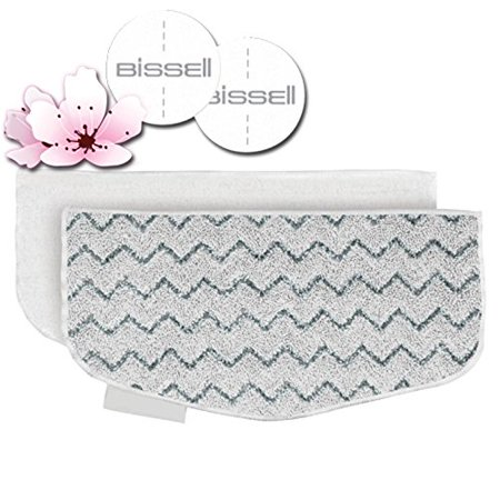 Bissell Powerfresh Steam Mop Pads 2 Pk With Fragrance