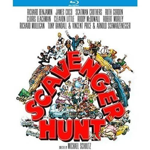 Scavenger Hunt (Blu-ray) KICBRK20862