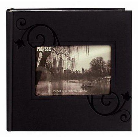 Album Cover Art Search (Pioneer Photo Album Leatherette Cover - Black - 4 in x 6 in - 200)